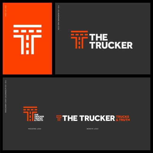 The Trucker — Publishing