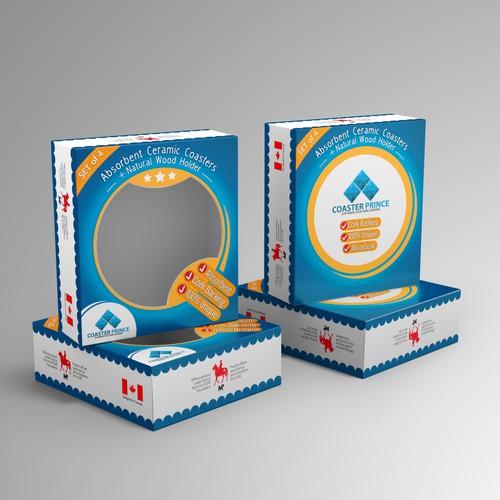Retail box Design