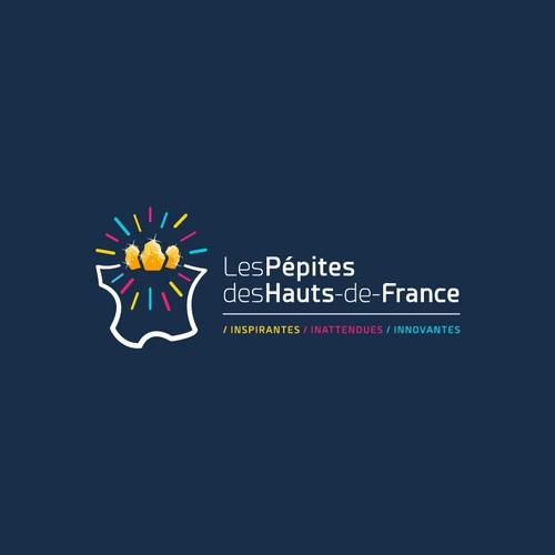 Les Pépites des Hauts-de-France - Logo
