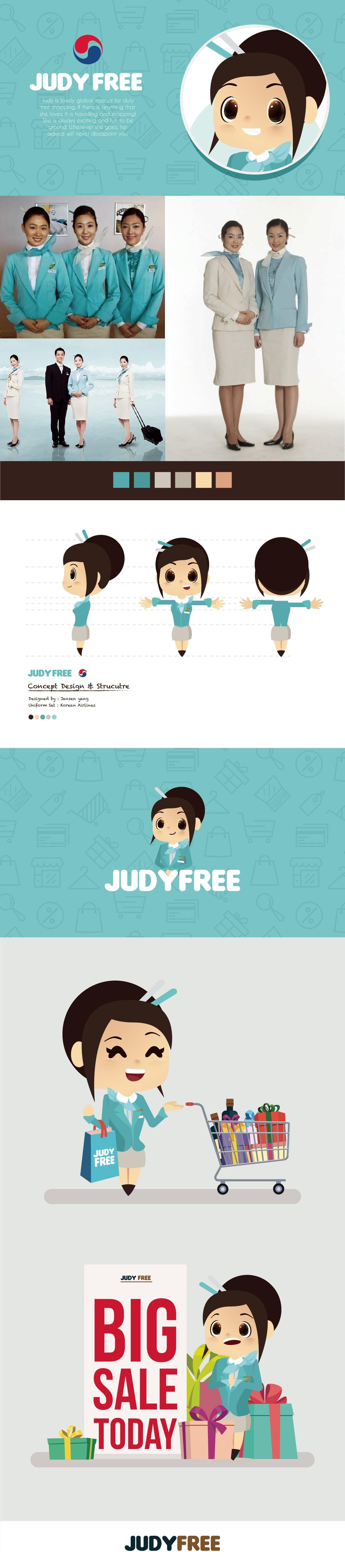 Judy Free - Cabin Crew