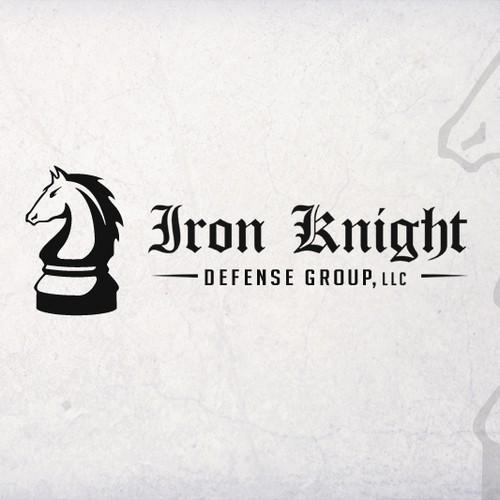logo for Iron Knight Defense Group, LLC