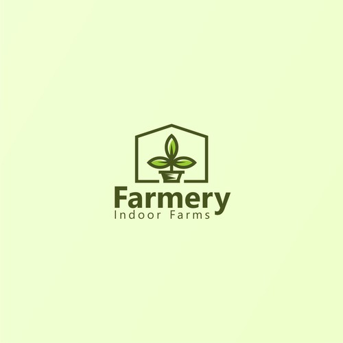 Logo for Indoor Farm