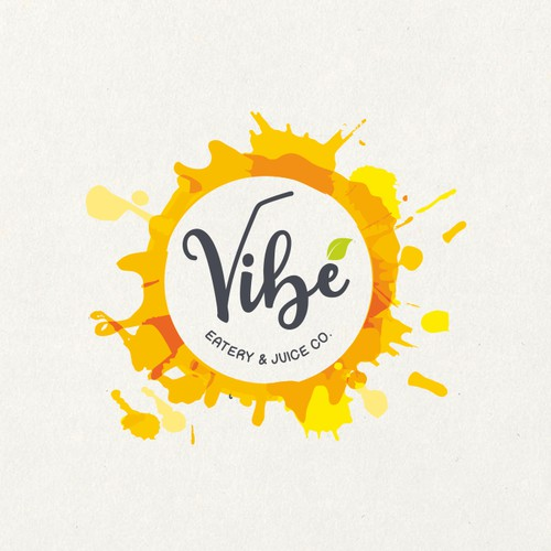 VIBE Eatery & Juice Co. needs a chic & sophisticated logo