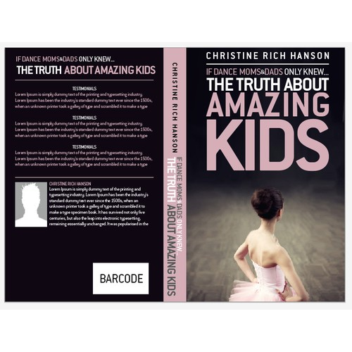 "book cover for ""The Truth About Amazing Kids     If Moms & Dads Only Knew..."""