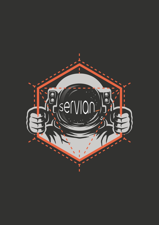Servian T-shirt Design