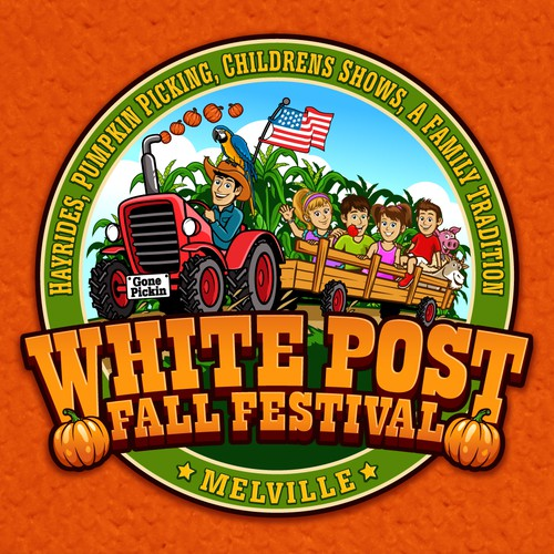 White Post logo