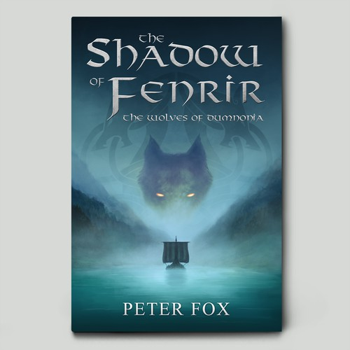 'The Shadow of Fenrir' Cover Design