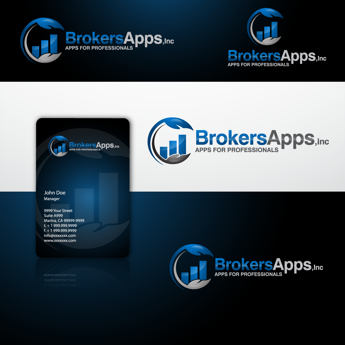 New logo wanted for BrokersApps, Inc