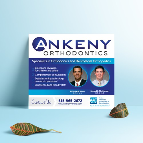 ANKENY ORTHODONTICS