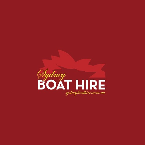 Business Logo & Cards for Sydney Boat Hire