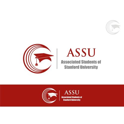 Stanford University logo for student organization