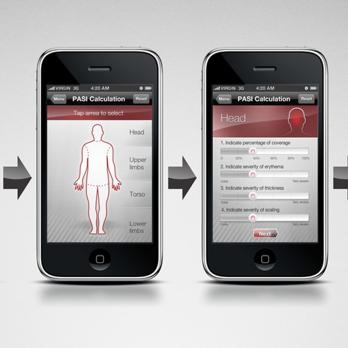 iPhone App Design (only)