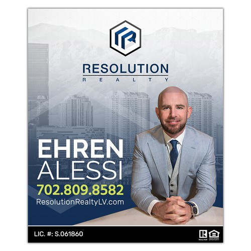 Resolution Realty Signage