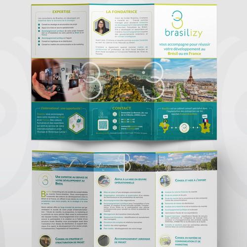 Brochure for brasilizy