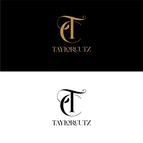 Logo for Luxurious Barber Retail Brand