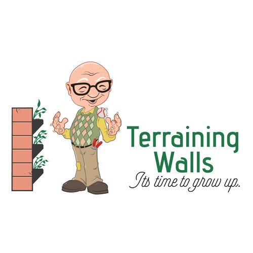 terraining walls