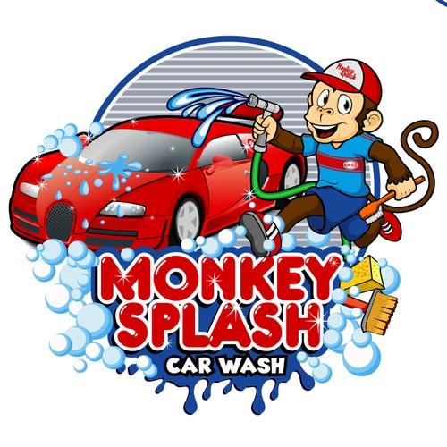 monkeySplash