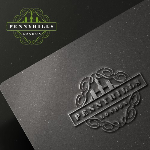 Logo for boutique firm in London