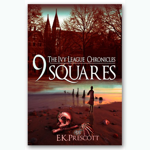 Cover for 1920's historical mystery