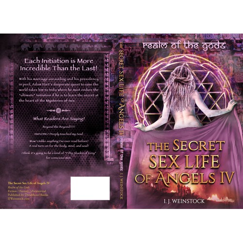 "Book 4 ""Realm of the Gods"" of the Secret Sex Life of Angels"