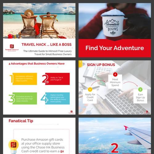 Sample from a Travel Dedicated Webinar