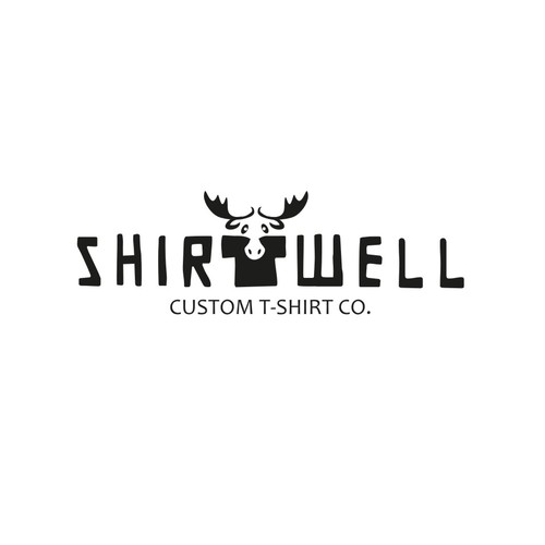 Logo concept for custom shirt company