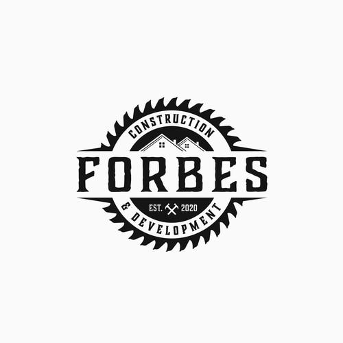 Forbes logo concept