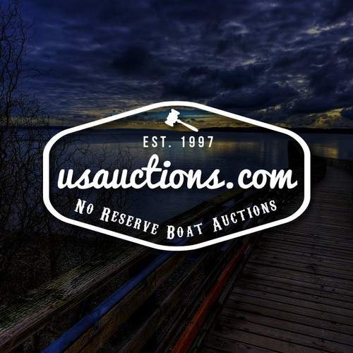 Logo Concept for usauctions.com