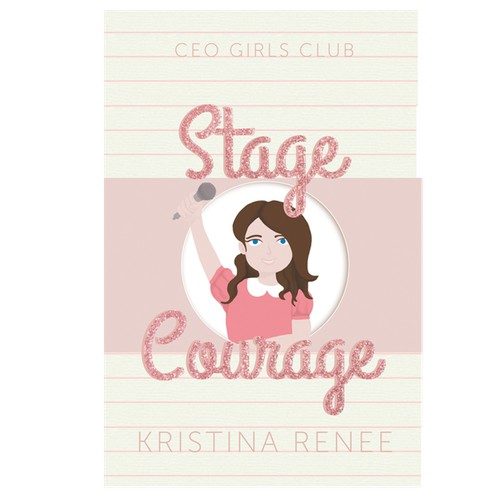 Stage Courage - book cover