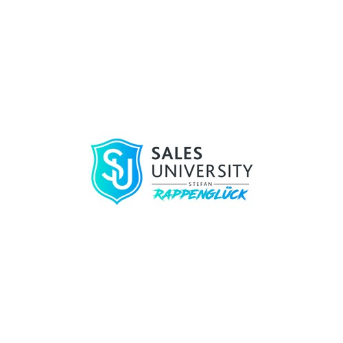 Sales University Logo Design