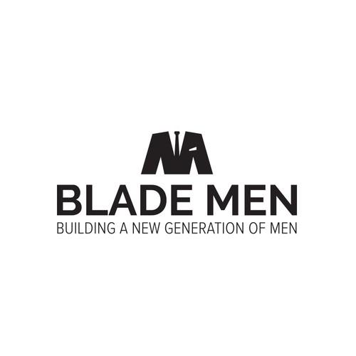 Logo for male training program