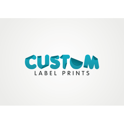 Custom Label Prints - We need a bad*** but simple logo!