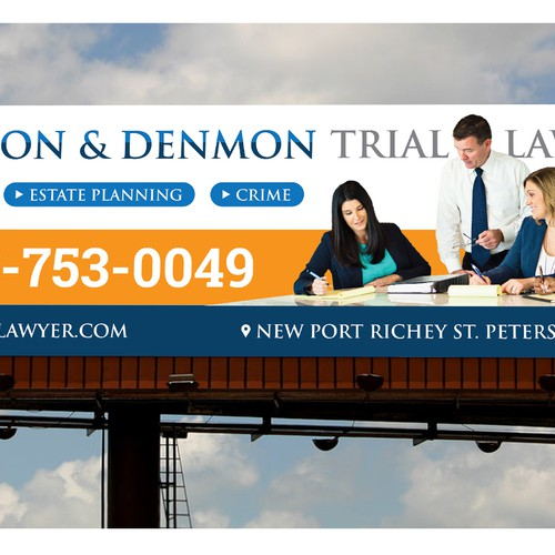 Billboard Design for Denmon & De