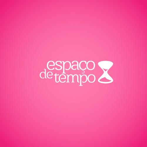 Logo proposal for Espaço de Tempo