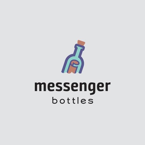 Messenger Bottle
