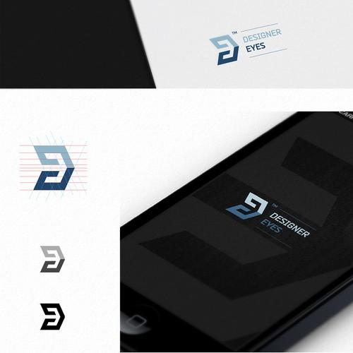 Logo for Designer Eyes