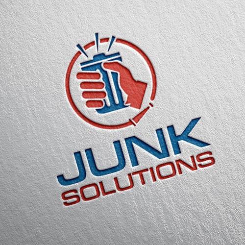 Junk Solutions logo