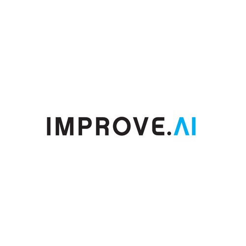 "Logo proposal for ""improve.ai"""