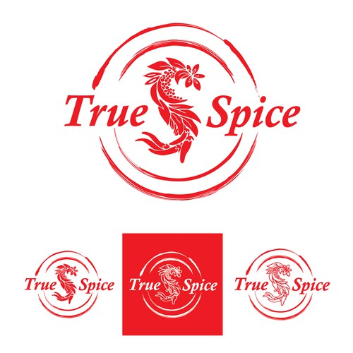 Design concept for True Spice