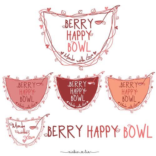Berry Happy Bowl