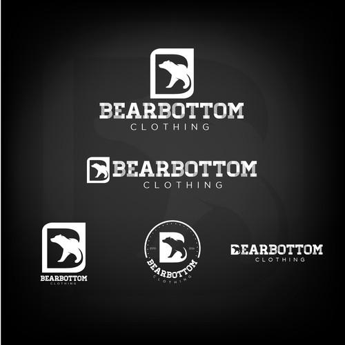 Bear Logo for bearbottom logo
