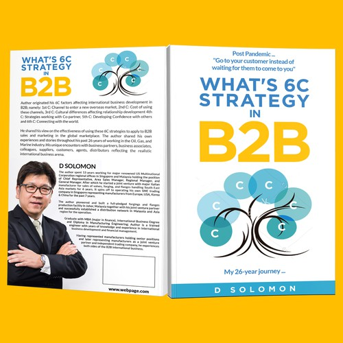 B2B Ebook Cover Design