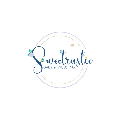 Logo Concept for Sweetrustic