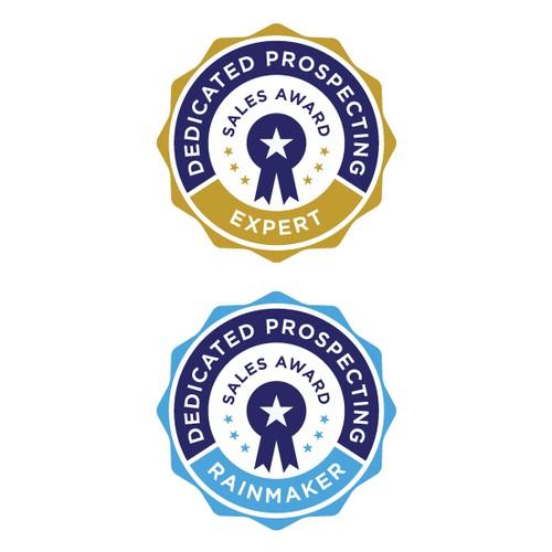 Dedicated Prospecting Sales Award