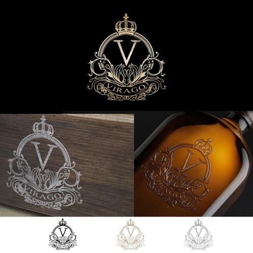 Logo concept for Virago