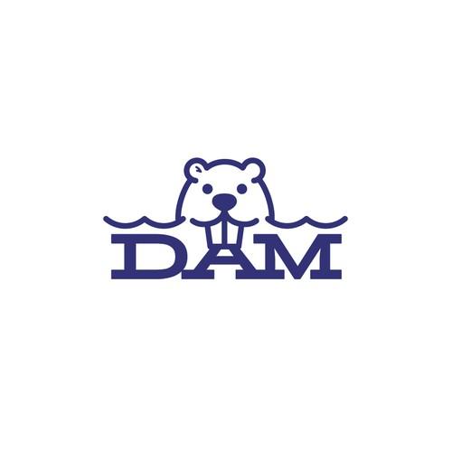 DAM Logo Design