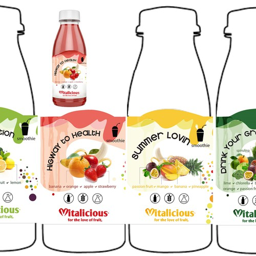 smoothei packaging