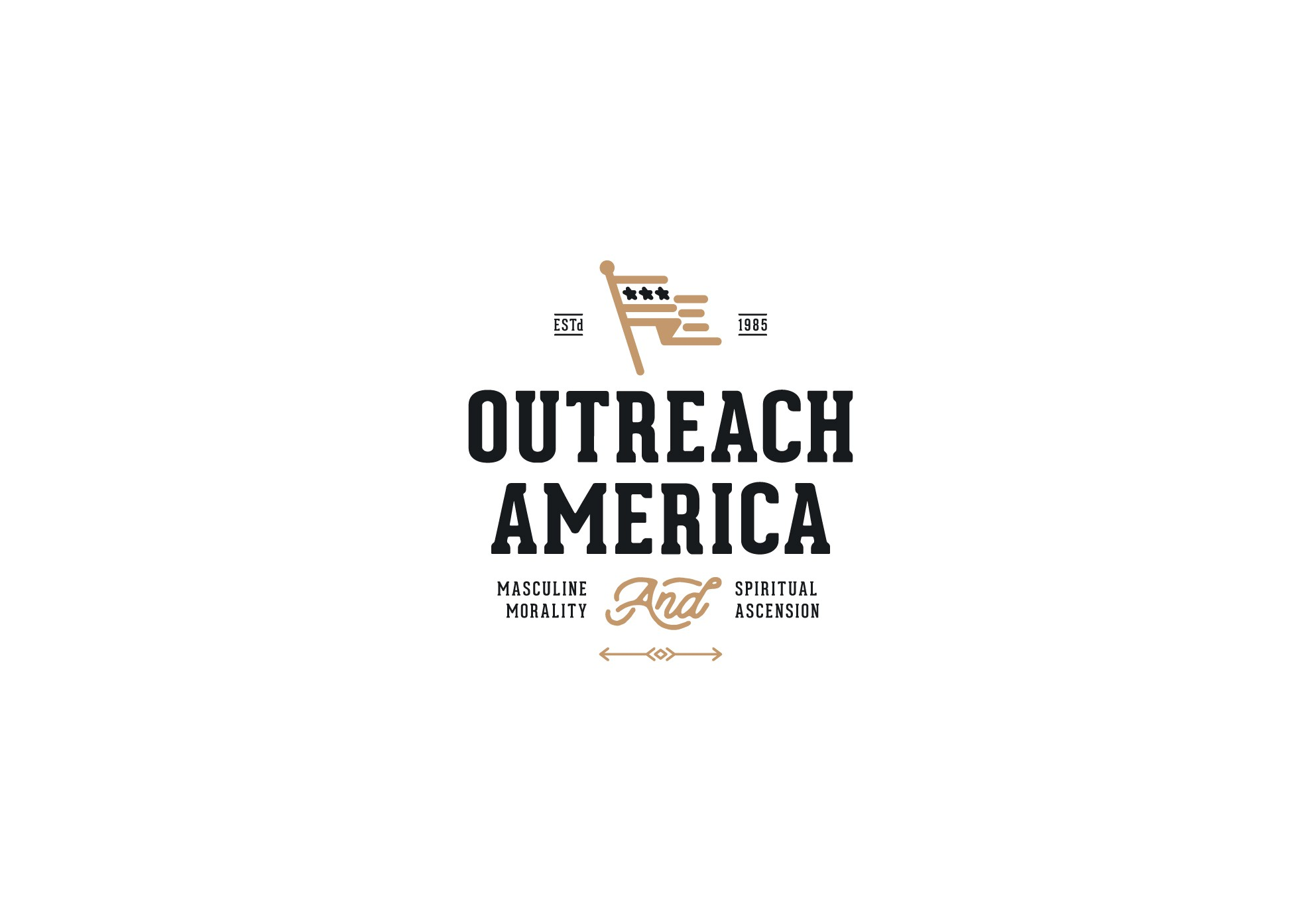 Outreach America needs a logo that Teddy Roosevelt would be proud of