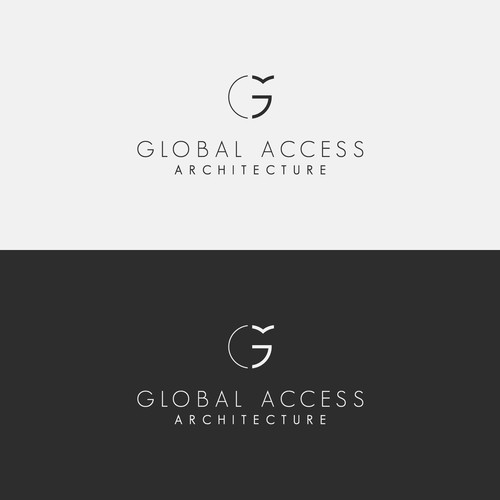 GLOBAL ACCESS ARCHITECTURE LOGO