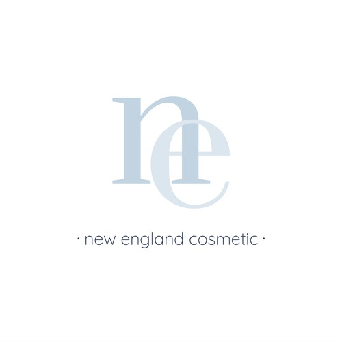 logo concept for New England cosmetic